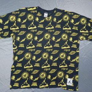 Jordan 1985 Flight Club Shirt Vintage Repeat XL